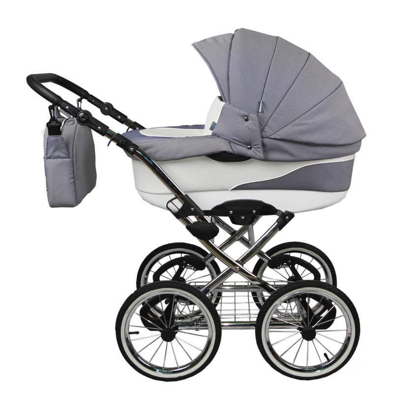 retro kombi kinderwagen pepe classic 3in1 poussette pram stroller babyschale ebay. Black Bedroom Furniture Sets. Home Design Ideas