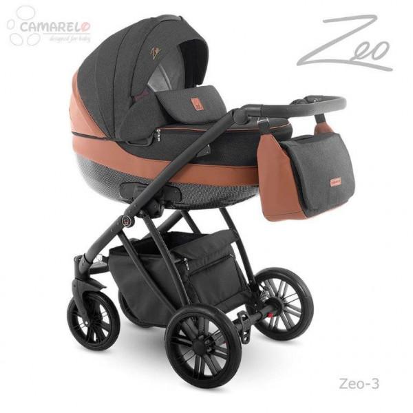 Camarelo Zeo Kombi-Kinderwagen