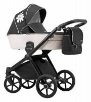 Lonex Emotion XT Flower Kombi-Kinderwagen 2 in 1 ohne Babyschale|XTF 01