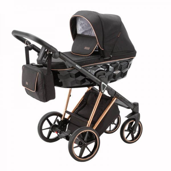 Adamex Paolo Special Kinderwagen Set 3 in 1 tk534