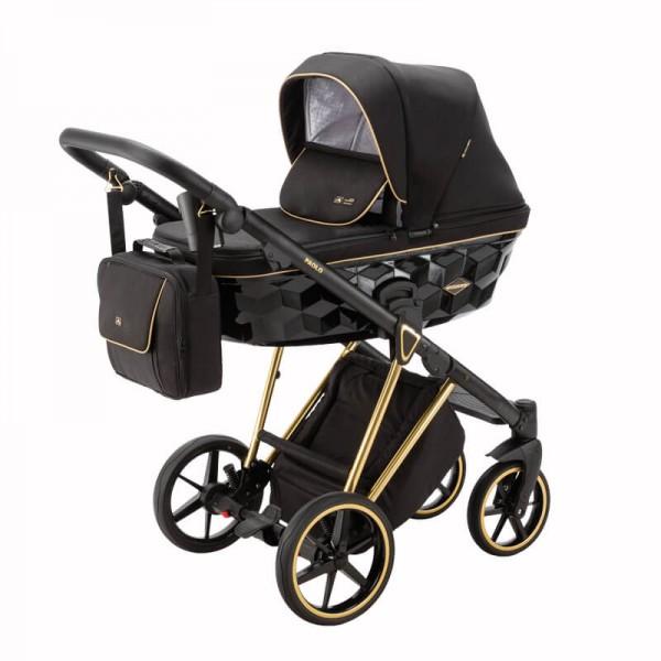 Adamex Paolo Special Kinderwagen Set 3 in 1 tk532
