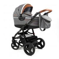 Breva Toffee Kombi-Kinderwagen 2 in 1 ohne Babyschale|T1