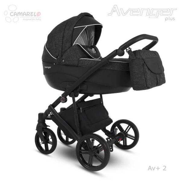 Camarelo Avenger Plus Kombi-Kinderwagen