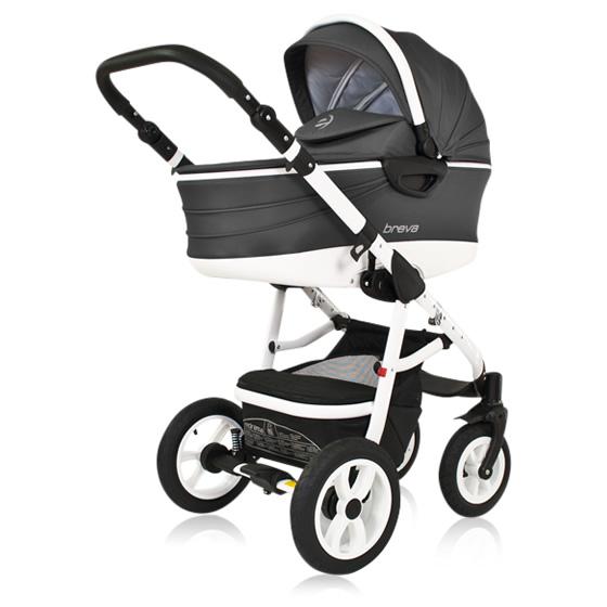 Breva Kombi-Kinderwagen 3 in 1 mit Babyschale / Breva 5