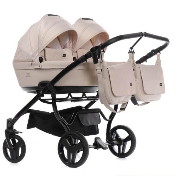 Tako Baby Corona Lite Duo Zwillingskiderwagen