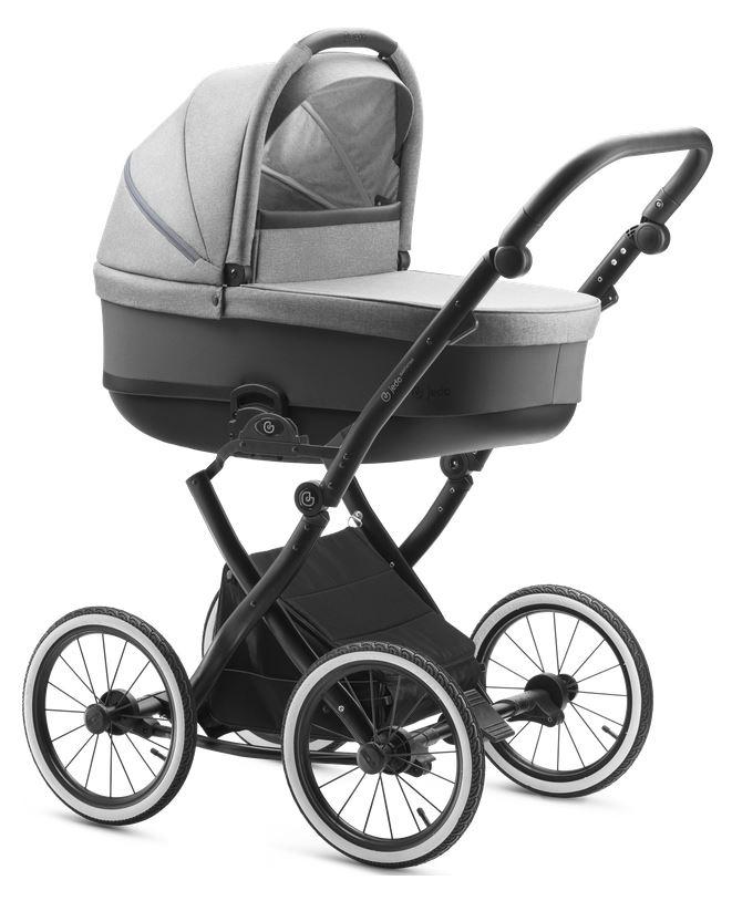 Jedo Bartatina Kombi-Kinderwagen 2 in 1 ohne Babyschale / V10