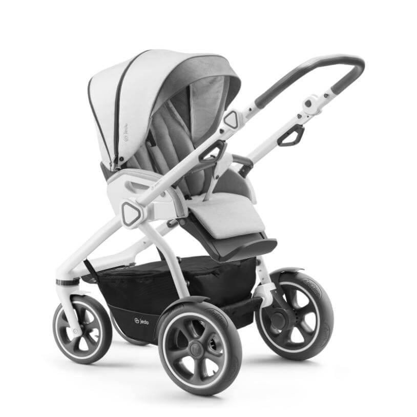 Jedo Trim M-line Kombi-Kinderwagen 3 in 1 mit Babyschale / M1