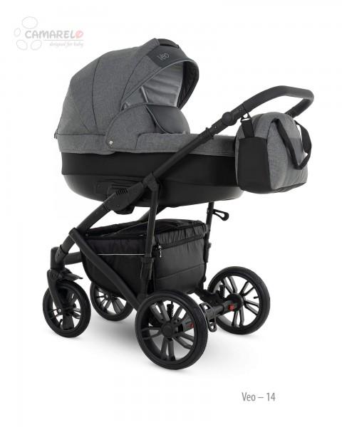 Camarelo Veo Kombi-Kinderwagen 14