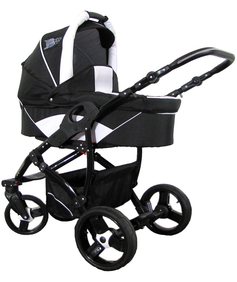 Eleanor Kombi-Kinderwagen 3 in 1 mit Babyschale / Espresso