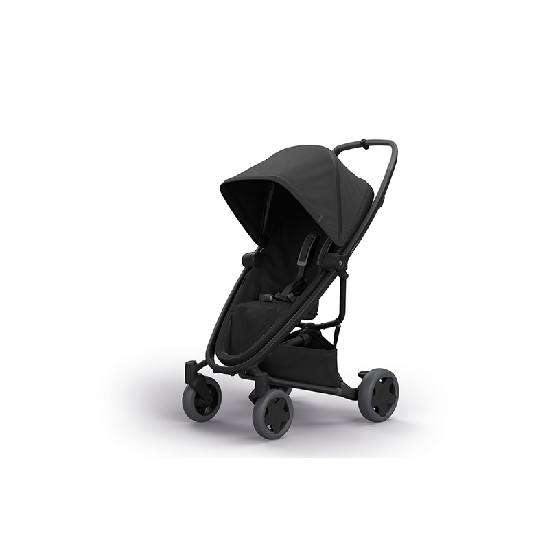 Quinny Zapp Flex Plus Buggy black-on-black