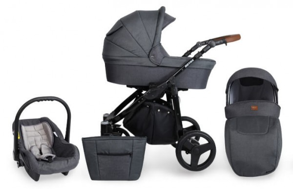 Kunert Rotax Kombi-Kinderwagen 01