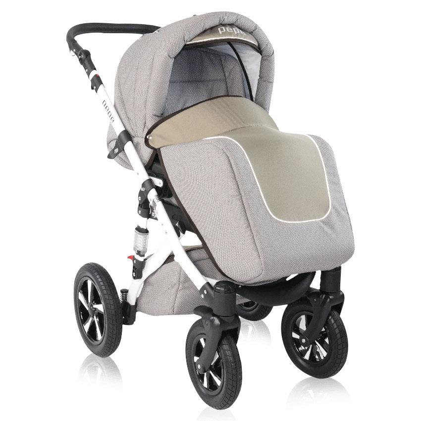 Pepe Kombi-Kinderwagen 3 in 1 mit Babyschale / 08