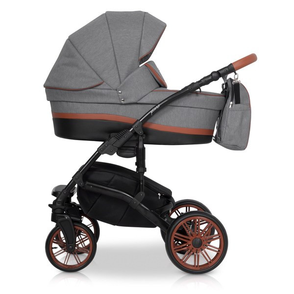 Riko Piano Kombi Kinderwagen 3 in 1
