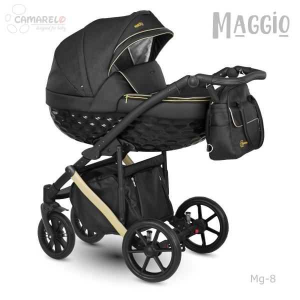 Camarelo Maggio Kombi-Kinderwagen 08
