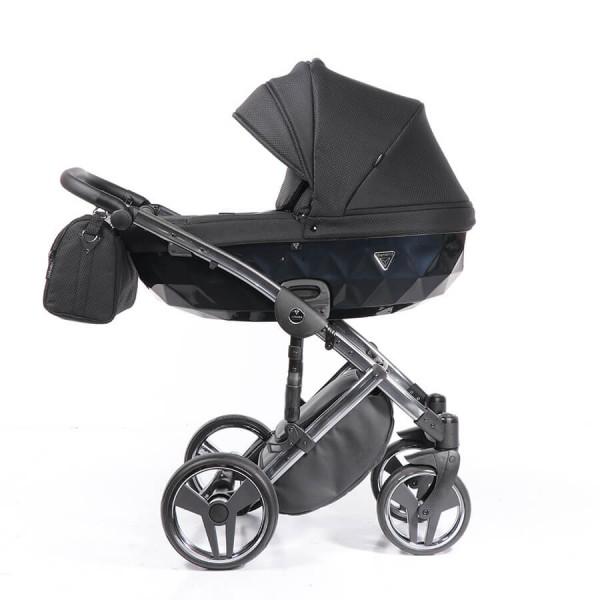 Junama Onyx Kombi-Kinderwagen Set