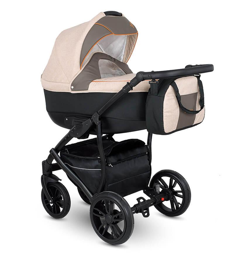 Camarelo Lupus Kombi Kinderwagen 2 in 1 ohne Babyschale / LU1