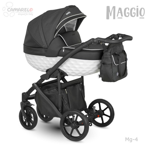 Camarelo Maggio Kombi-Kinderwagen 04