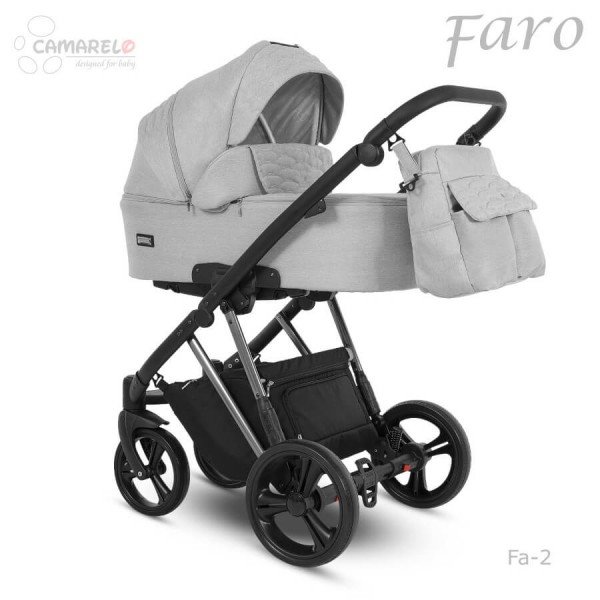 Camarelo Faro Kombikinderwagen Kinderwagen Set