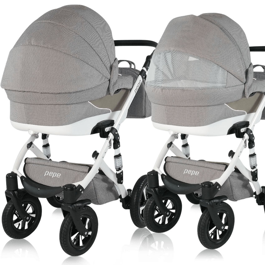 Pepe Kombi-Kinderwagen 2 in 1 ohne babyschale / 01