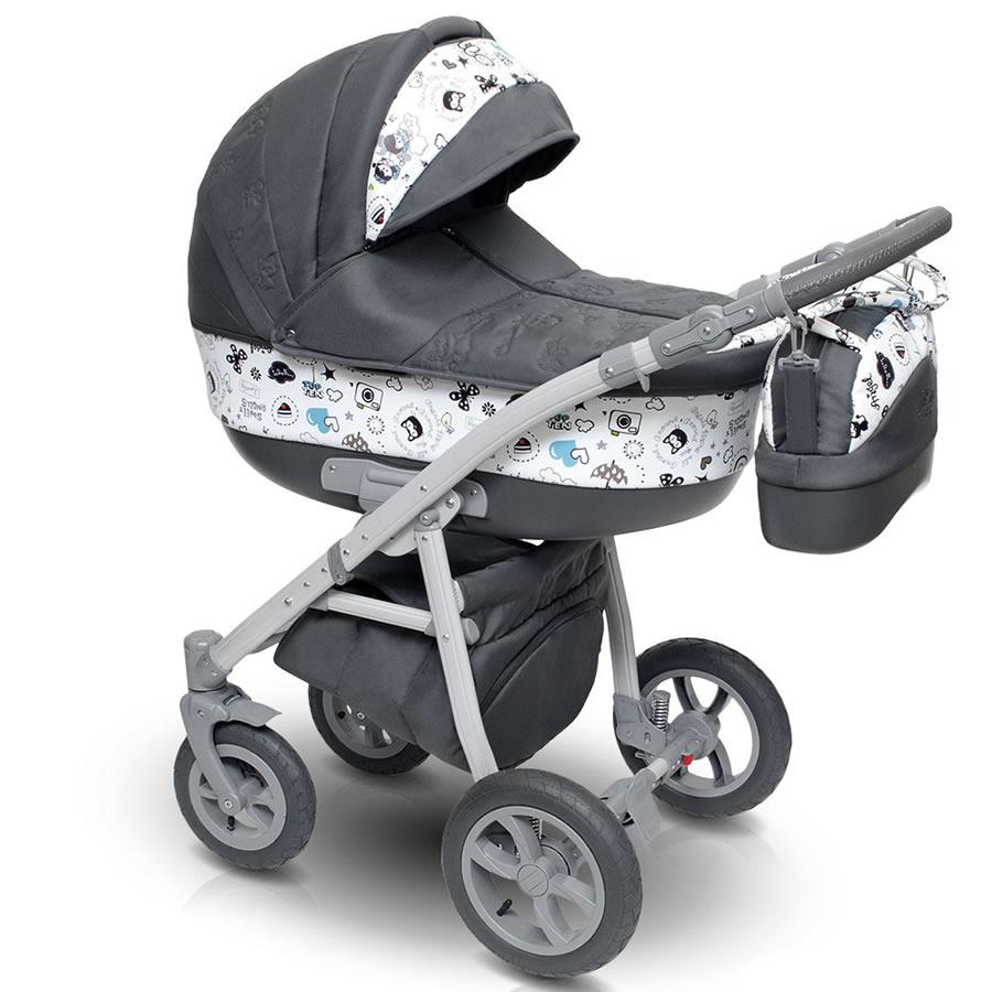 Vision Design Kombi-Kinderwagen