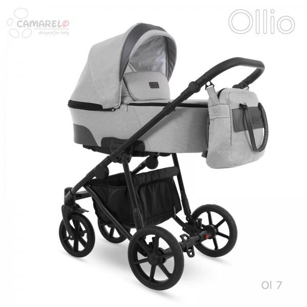 Camarelo Ollio Kombi-Kinderwagen 07