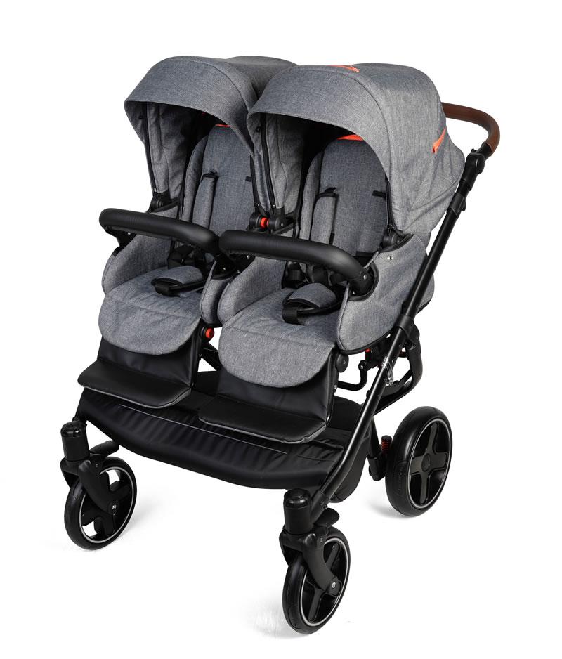 twin quick zwillingskinderwagen geschwisterwagen 3 in 1 mit babyschale tq8 twin q 6. Black Bedroom Furniture Sets. Home Design Ideas