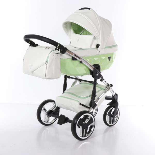 Junama Candy Kombi-Kinderwagen Set
