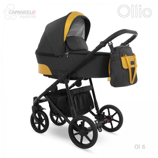Camarelo Ollio Kombi-Kinderwagen 06