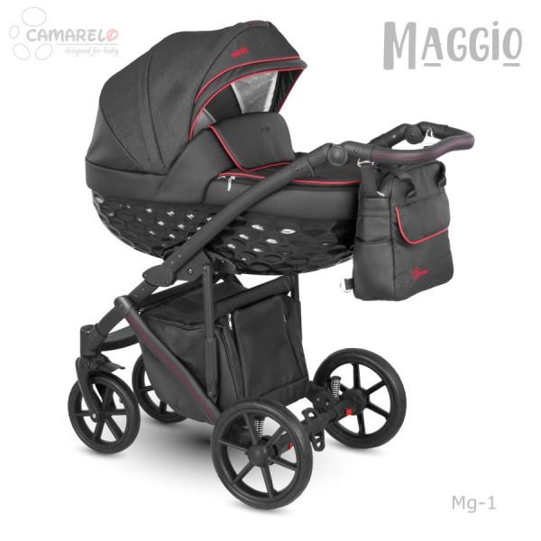 Camarelo Maggio Kombi-Kinderwagen 01