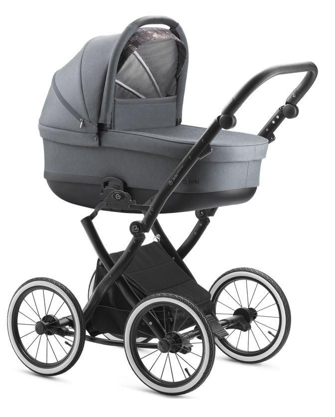 Jedo Bartatina Kombi-Kinderwagen 2 in 1 ohne Babyschale / V12