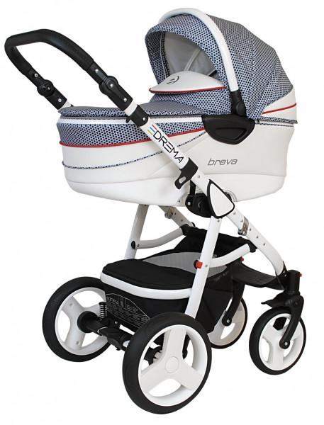 Breva Premium Kombi-Kinderwagen