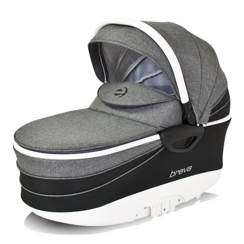Breva Kombi-Kinderwagen 3 in 1 mit Babyschale / Breva 13