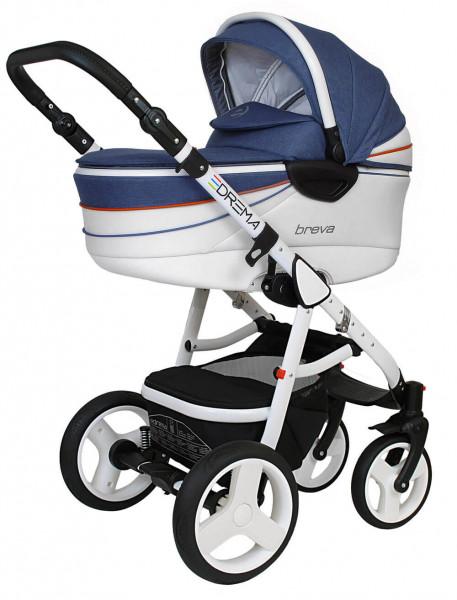 Breva Premium Kombi Kinderwagen 3 in 1