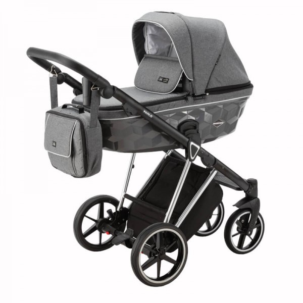 Adamex Paolo Special Kinderwagen Set 3 in 1 tk573