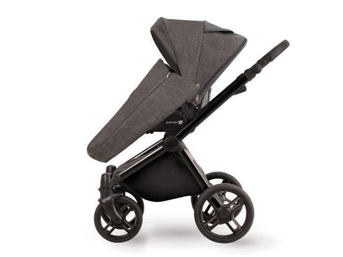 Lonex Emotion XT Print Kombi-Kinderwagen