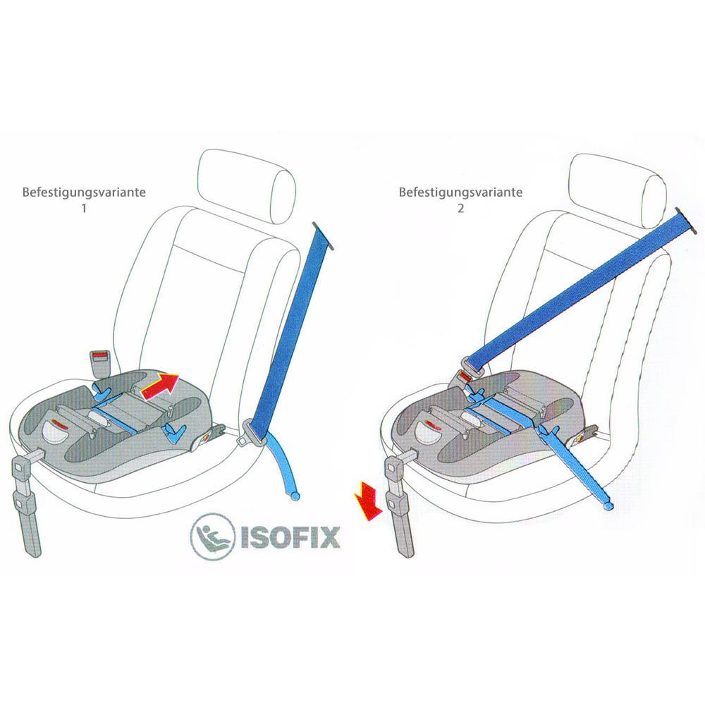 Isofix Base für Autositz