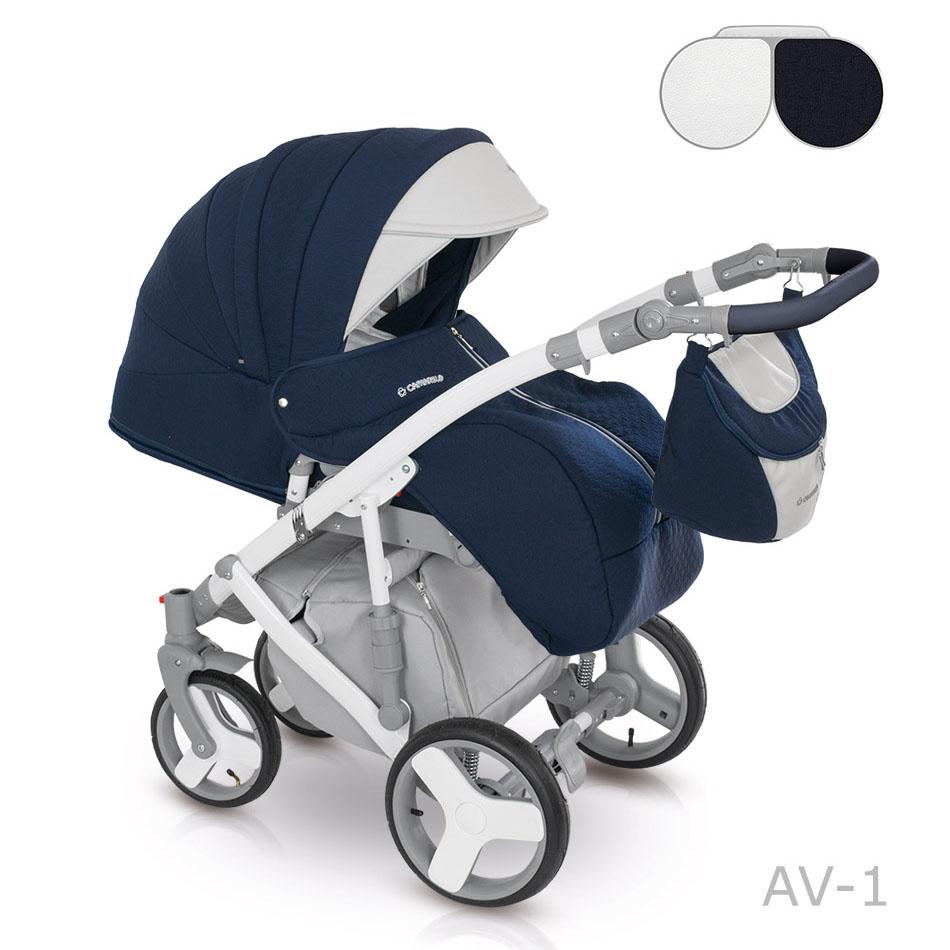 camarelo avenger kombi kinderwagen 2 in 1 ohne babyschale av01 anvenger 1. Black Bedroom Furniture Sets. Home Design Ideas