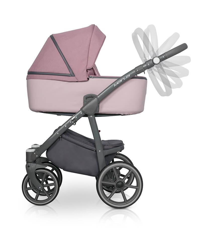 Riko Marla Kombi-Kinderwagen