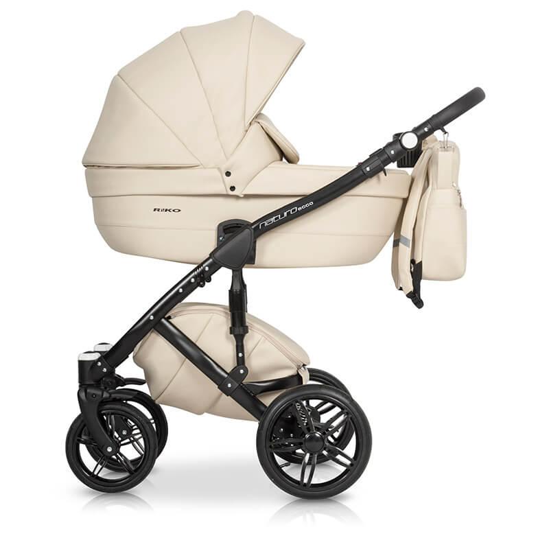 riko naturo ecco kombi kinderwagen 2 in 1 ohne babyschale stone rikonaturoecco 11. Black Bedroom Furniture Sets. Home Design Ideas