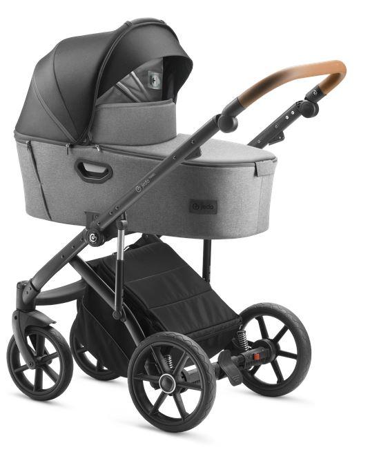 Jedo Tamel E-Line Kombi-Kinderwagen 2 in 1 ohne Babyschale / 11