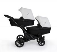 Kunert Booster Light Zwillingskinderwagen / Geschwisterwagen