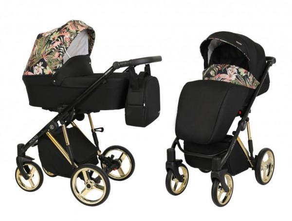 Kunert Molto Premium Kombi-Kinderwagen