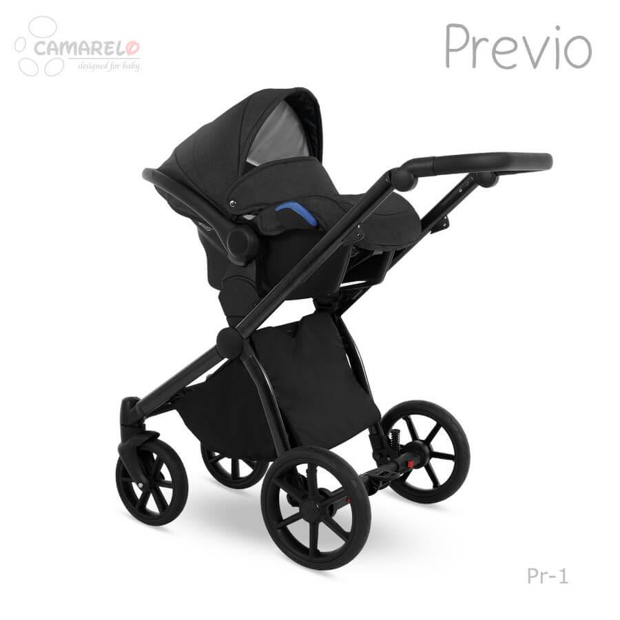 Camarelo Previo Kombi-Kinderwagen babywelt-sulingen.de