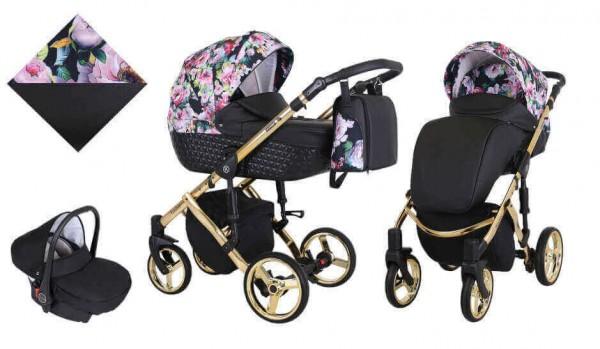 Kunert Tiaro Premium Kombi-Kinderwagen 01
