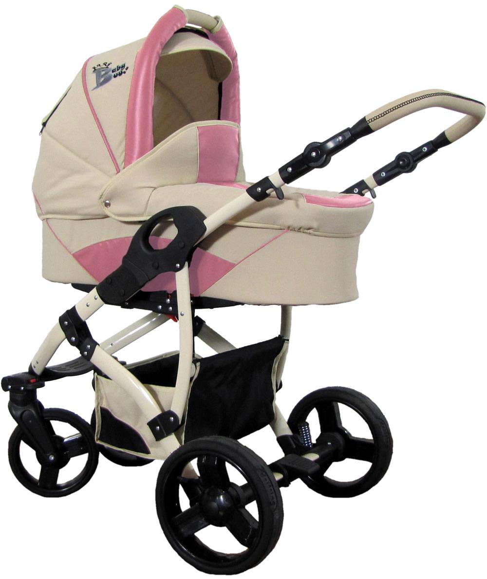 Eleanor Kombi-Kinderwagen 3 in 1 mit Babyschale / Sweet Coockie